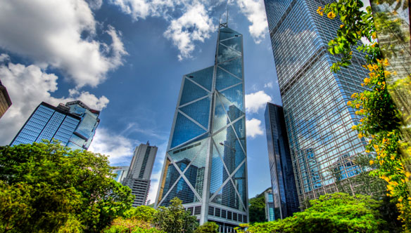 Lunch Seminar: How to Make Hong Kong a World Class Sustainable Smart City