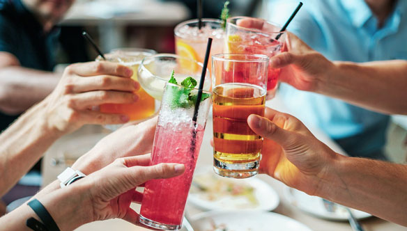 Young Professionals Networking Drinks