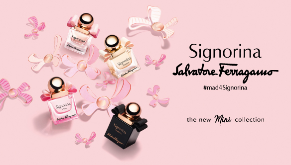 Shop the Italian Scent @Salvatore Ferragamo Pop-Up Store