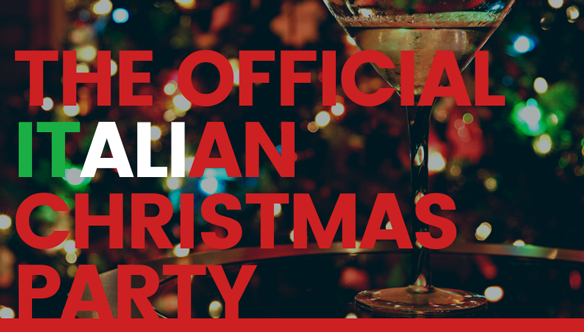 The Official Italian Christmas Party