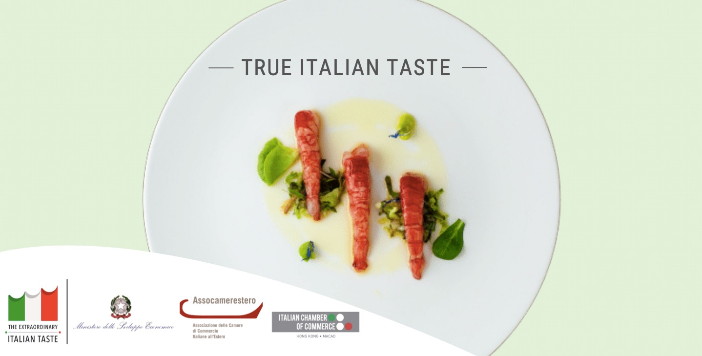 TRUE ITALIAN TASTE – INNOVATION LUNCH