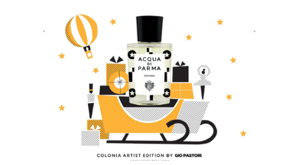 Acqua di Parma Pop Up Store - Esclusive Christmas Shopping